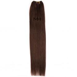 55см Естествена коса Светло кестенява №04