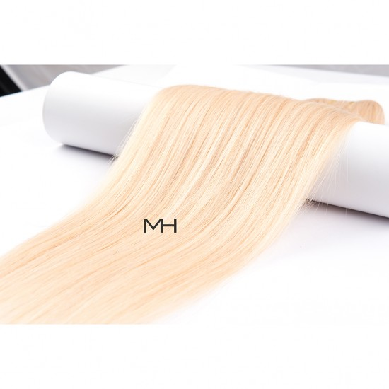 55см Естествена коса Златно Рус №24