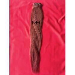 Реми коса 65см - Златен кестен №33