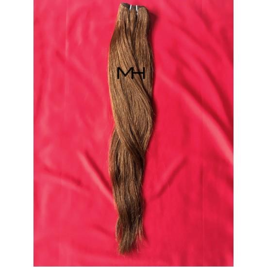 Реми коса 65см - Светло кестеняв №08
