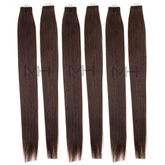 Кестенява коса на стикери №02