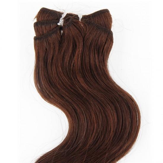 Чуплива коса - Шоколад №04