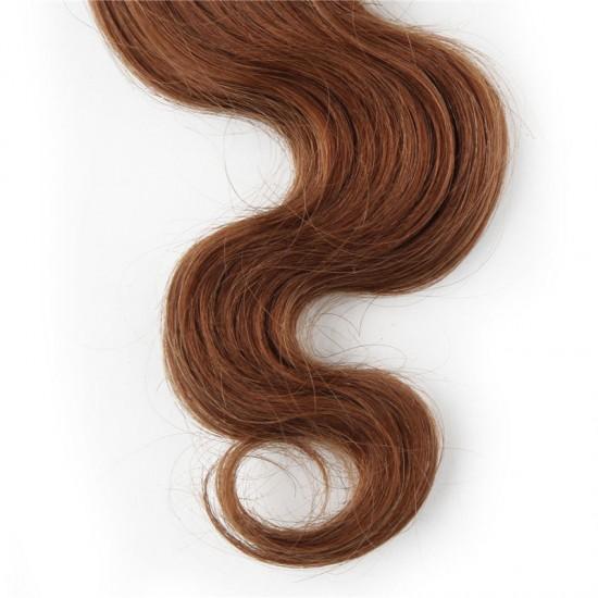 Чуплива коса - Светло Кестеняв №08